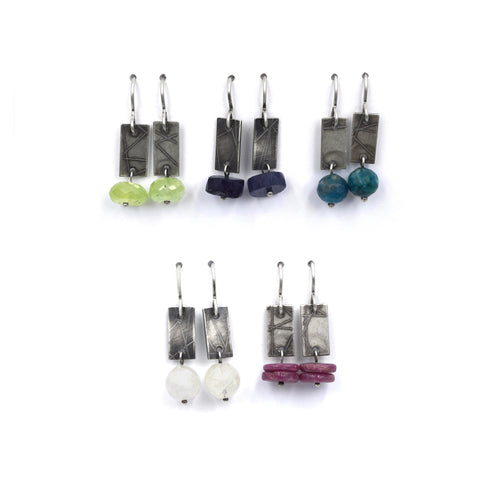 Strip Earrings (Short)