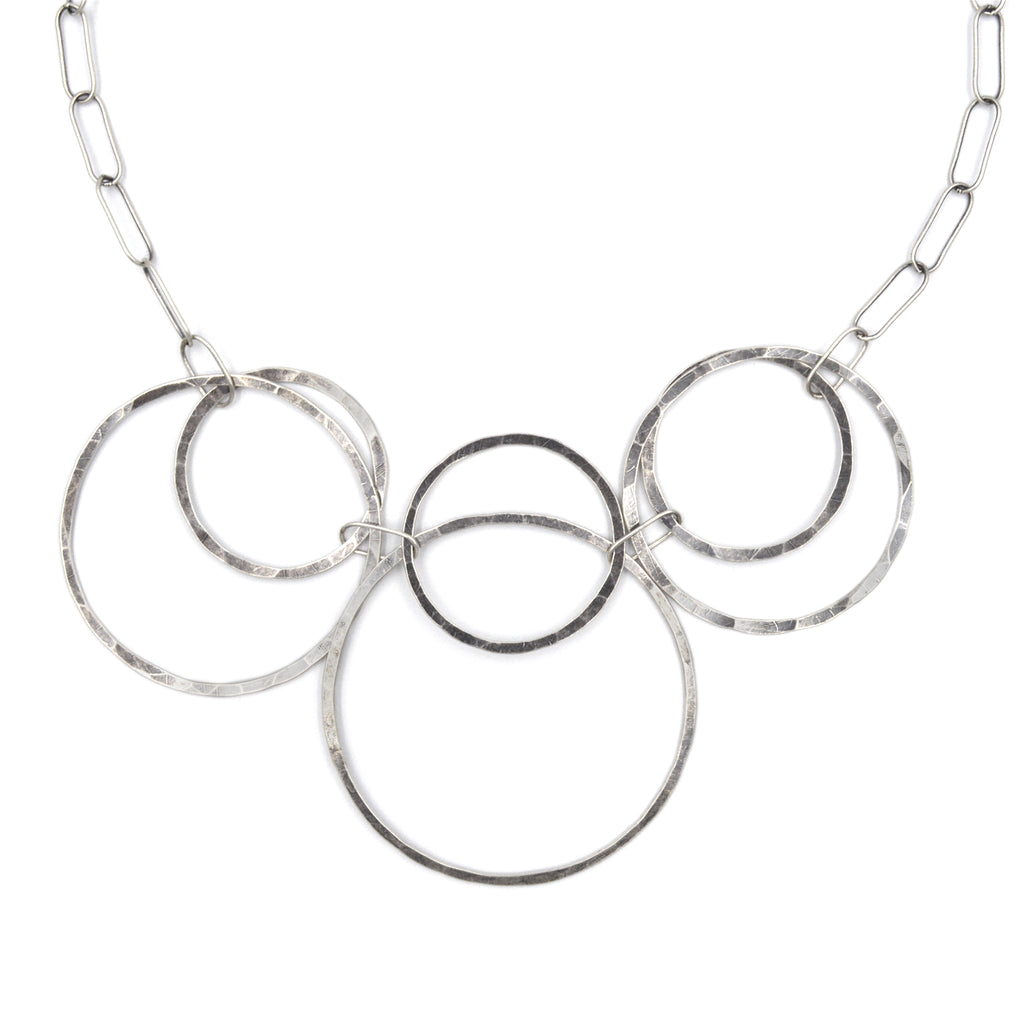 Six Circle Necklace