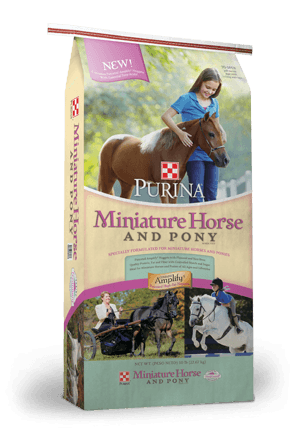 PURINA MINI HORSE/PONY TEXTURED