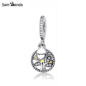 dffb84d8a Sterling Silver Heritage Pendant Charms Tree Of Life Fit Pandora Bracelets