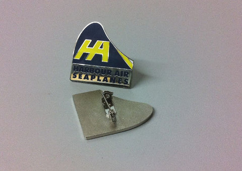 HA Tail, Lapel Pin
