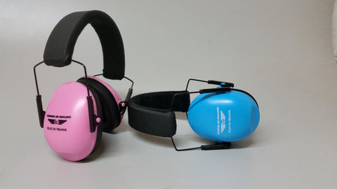 Pilot-in-Training ear defenders