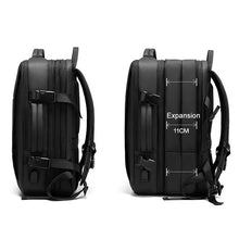 Load image into Gallery viewer, Men's Expandable Travel Backpack