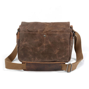 Men's Canvas Messenger Bag for Sale LukeCase
