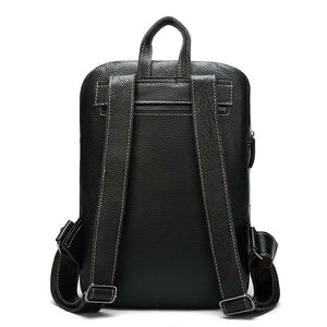 Lukecase women's Genuine Leather Backpack