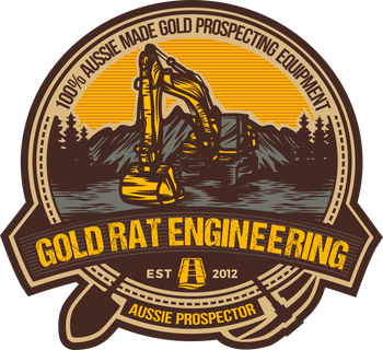 Gold Rat Highbankers Australian Made Gold prospecting Equipment