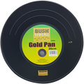 Gold Pan - Black 26cm Bush Tracks