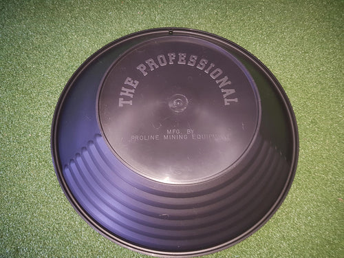 14 Inch Black Gold Pan by proline