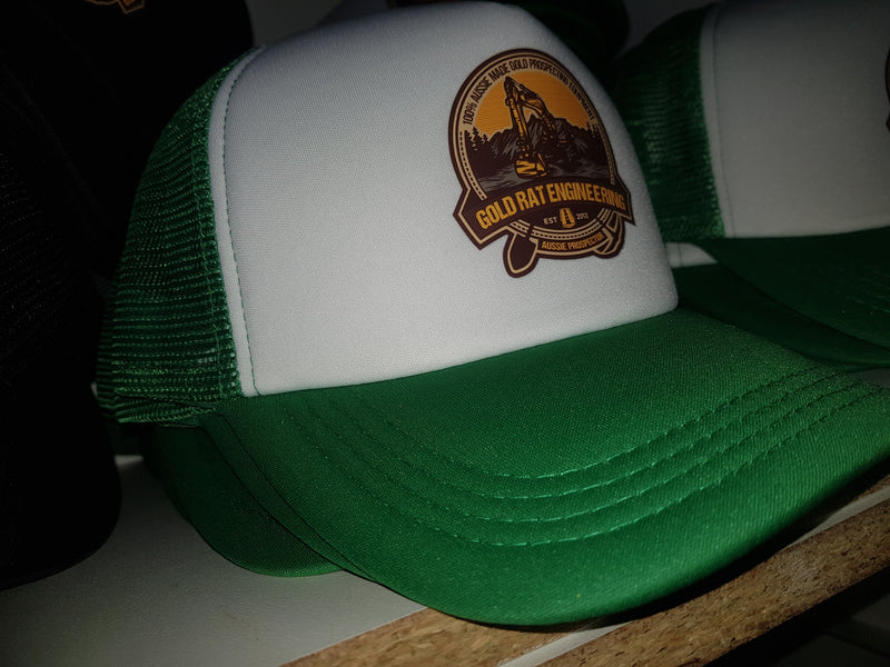 Gold rat Engineering Cap