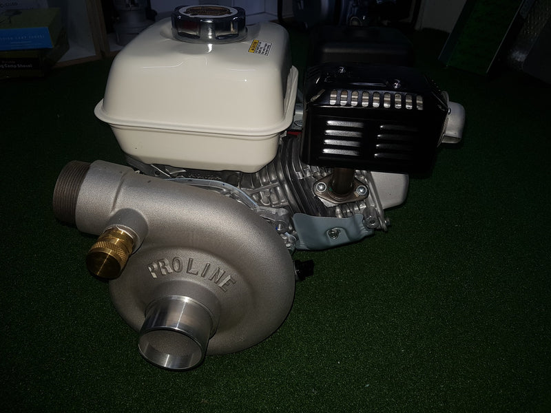 Proline 4 inch Dredge Pump HP 350 With GX160 Honda Engine mounted