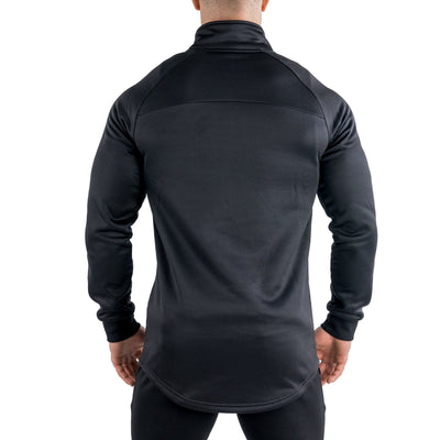 Surge Winter Warm 1/4 Zip – Black