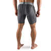 Active Dry Compression Shorts - Grey - Rise