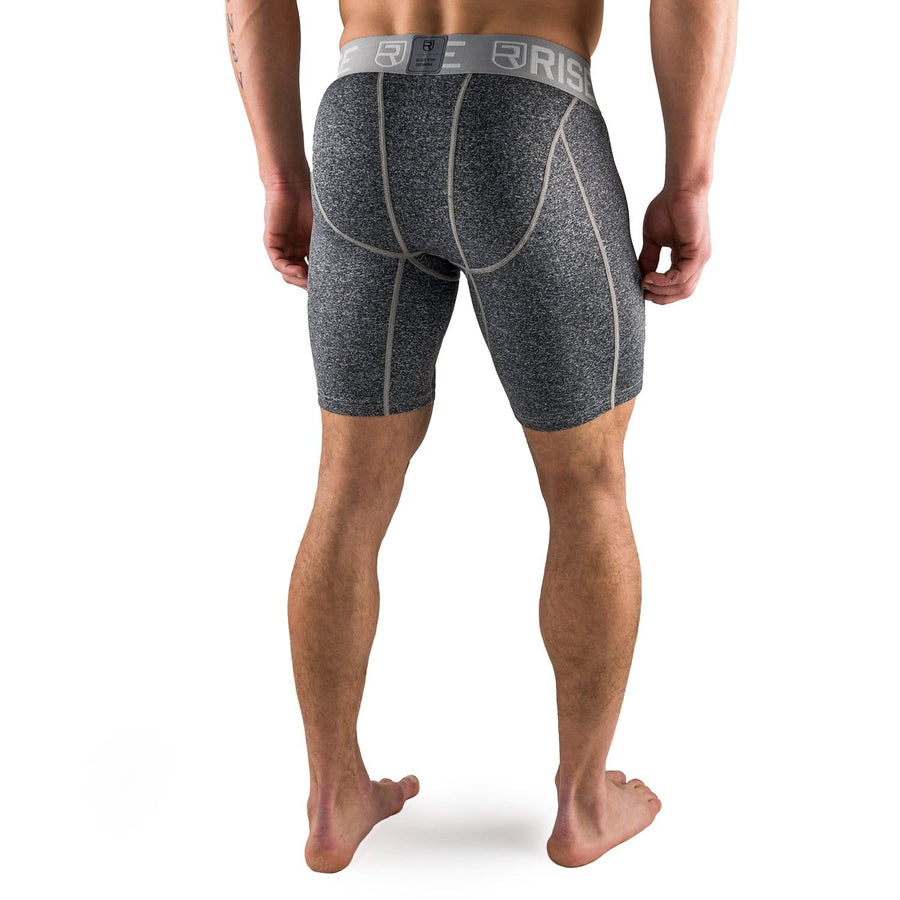 Active Dry Compression Shorts - Grey