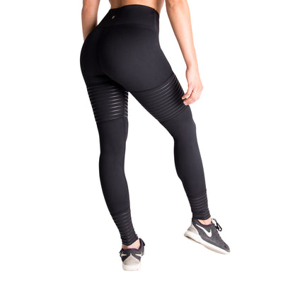 Luna Legging – Black - Rise