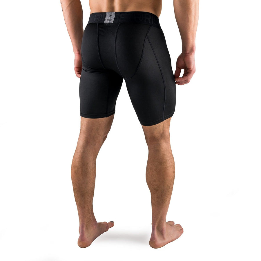 Active Dry Compression Shorts - Black