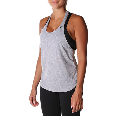 Axis Tank Top – Grey - Rise