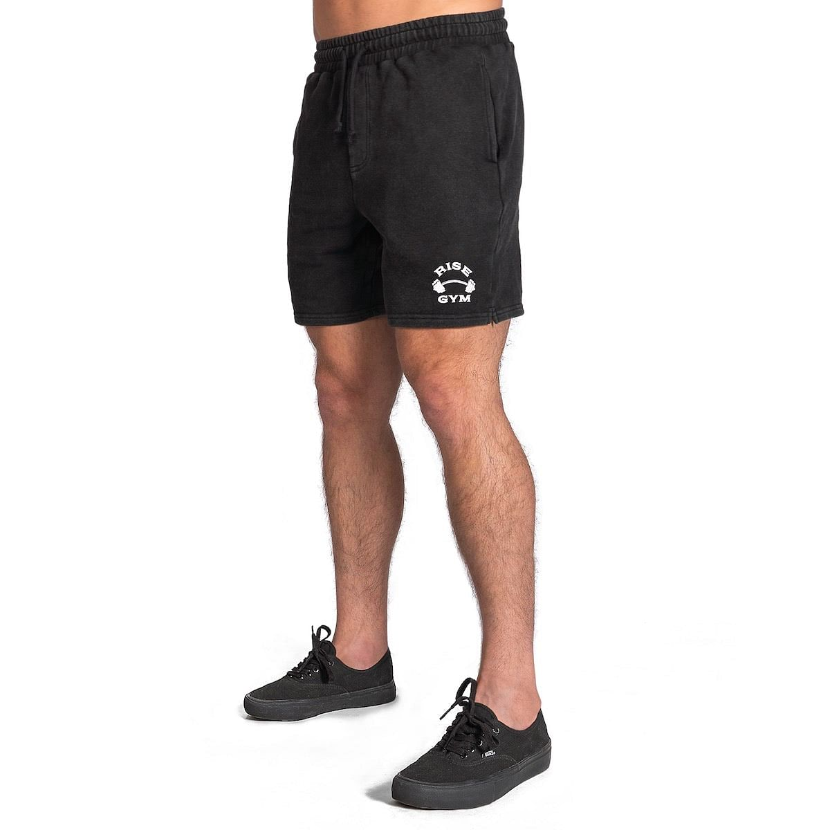 "Heritage Shorts 5""- Black"