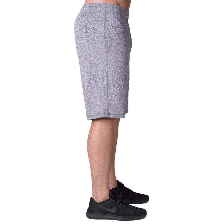 Core Shorts – Grey - Rise