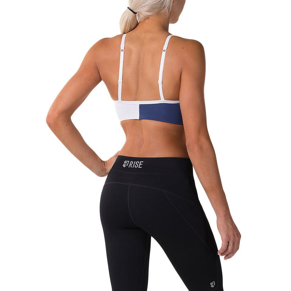 Destiny Sports Bra – Navy - Rise
