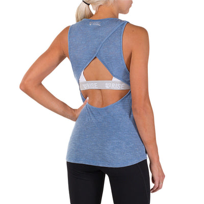 Freedom Tank – Light Blue - Rise