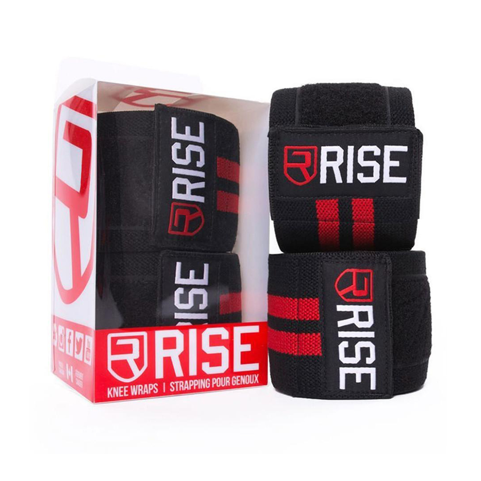Knee Wraps – Black