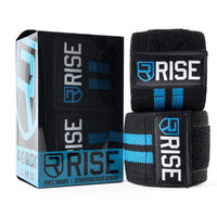Knee Wraps – Blue