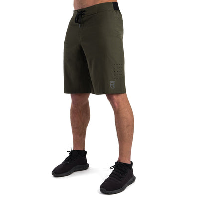 Phantom Shorts – Army Green