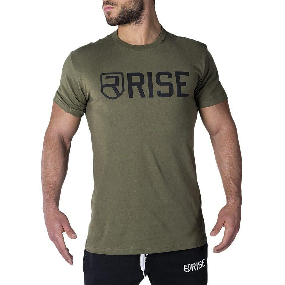 Classic Shirt –  Army Green