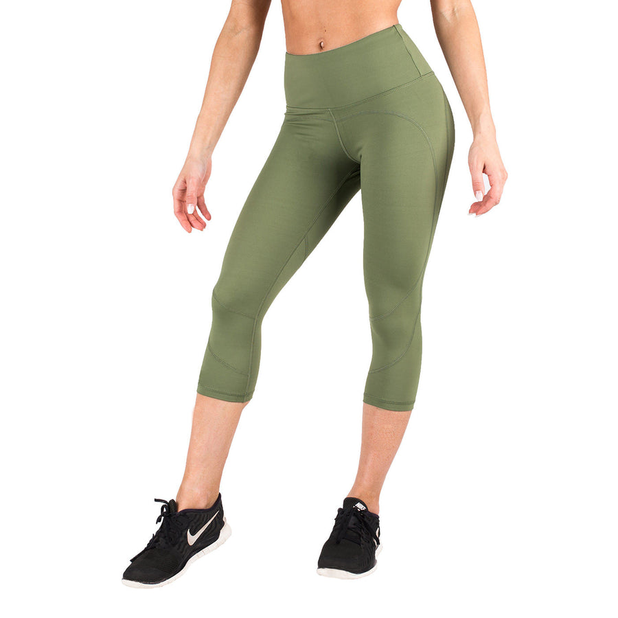 Dreamer Legging – Army Green - Rise
