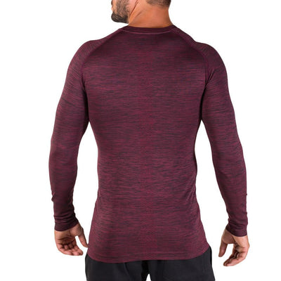 X-Line Long sleeve – Burgundy
