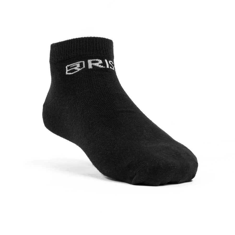 Athletic Ankle Socks - Rise – Black