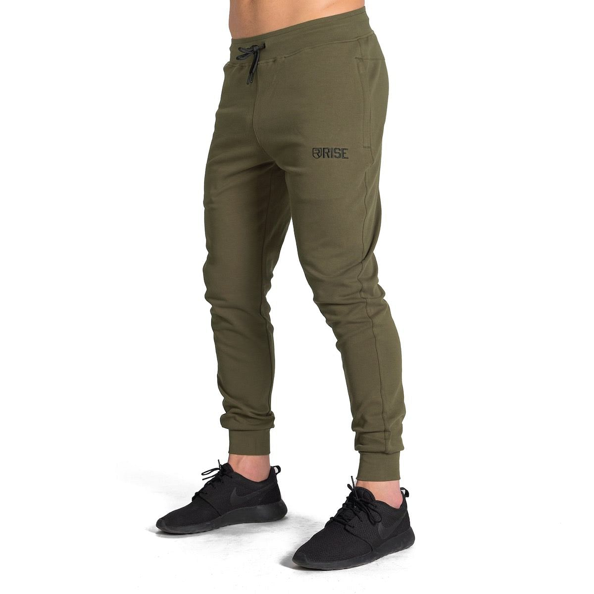 Athletic Bottoms 3.0 - Army Green