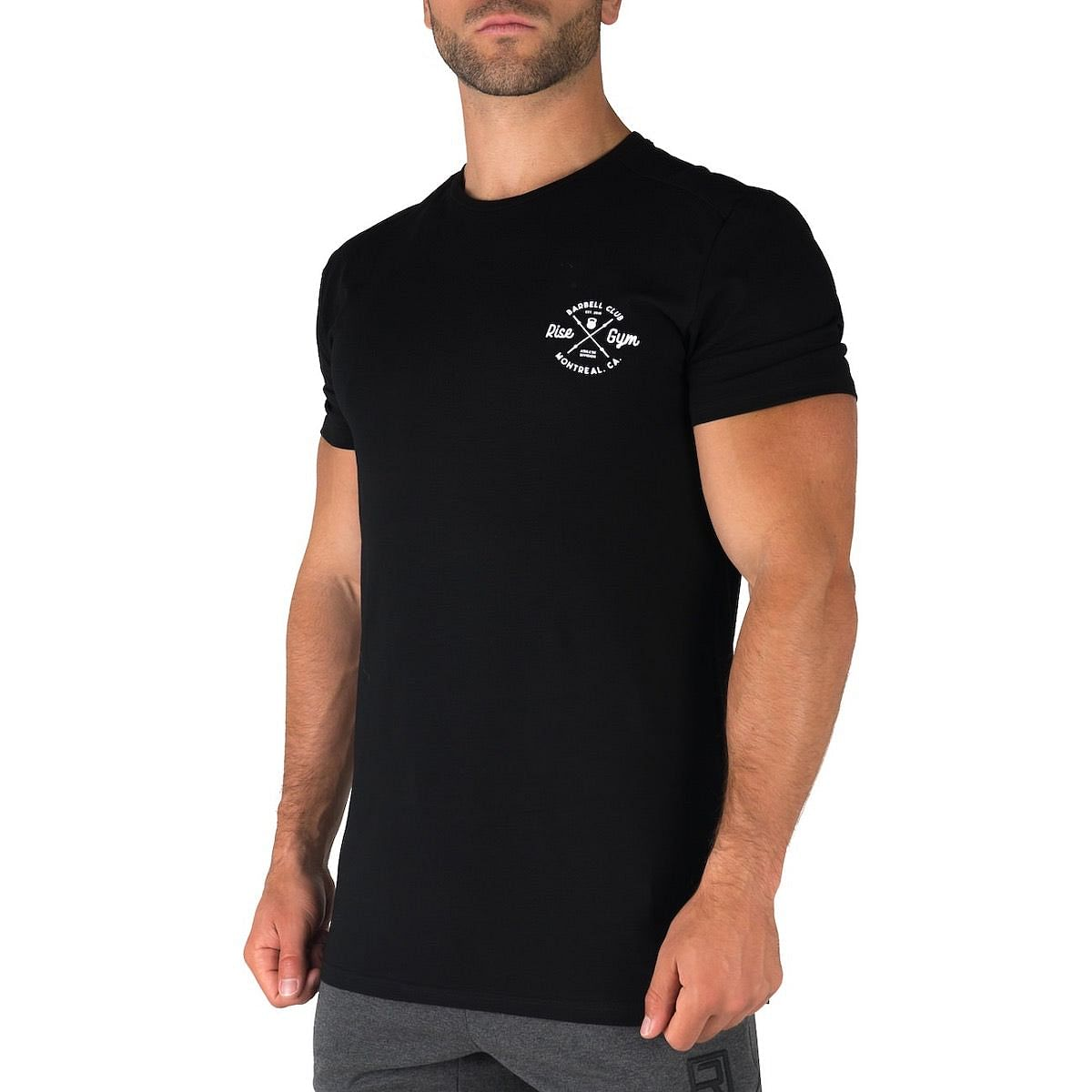 Barbell Club Shirt - Black