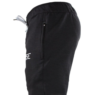 Athletic Bottoms 2.0 (Cuffed) – Black - Rise
