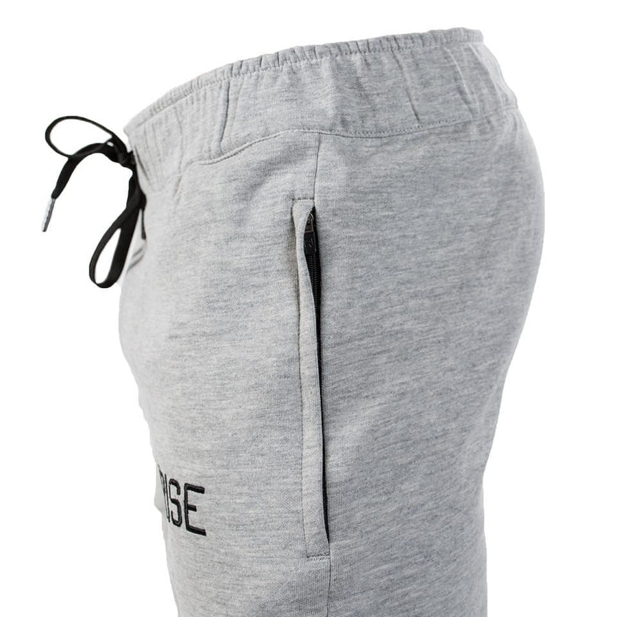 Athletic Bottoms 2.0 (Cuffed) – Grey - Rise