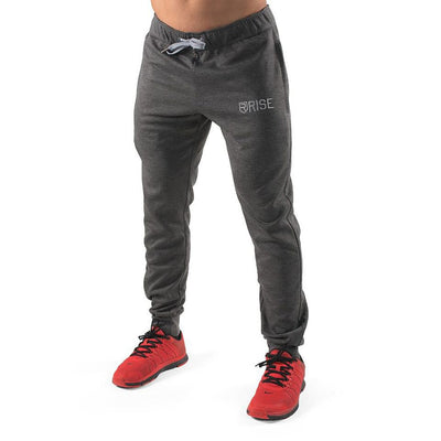 Athletic Bottoms 2.0 (Cuffed) – Charcoal - Rise