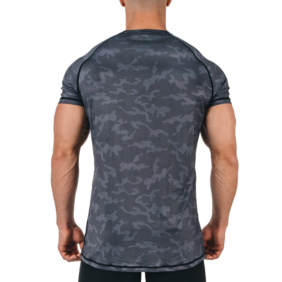 Digital Camo Shirt - Graphite