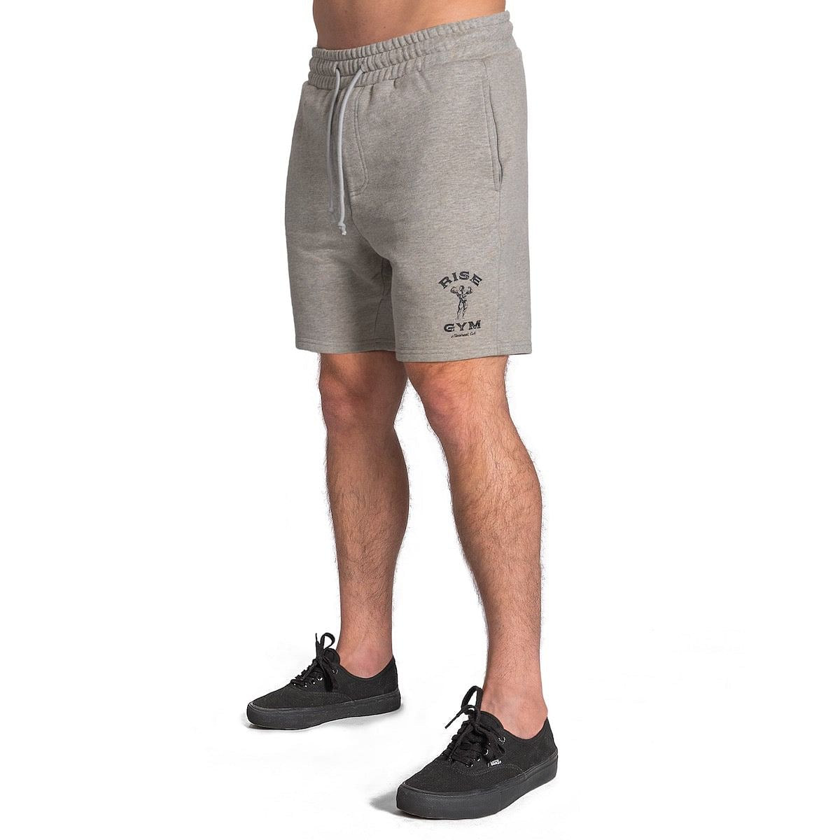 "Era Shorts 7"" - Grey"
