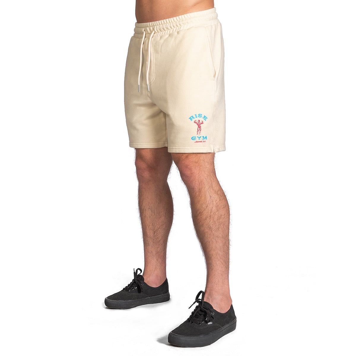 "Era Shorts 7"" - Beige"