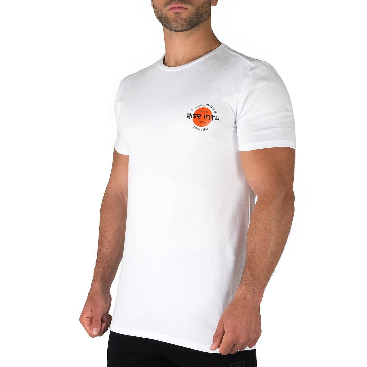 Japan Weightlifting Club Shirt - White