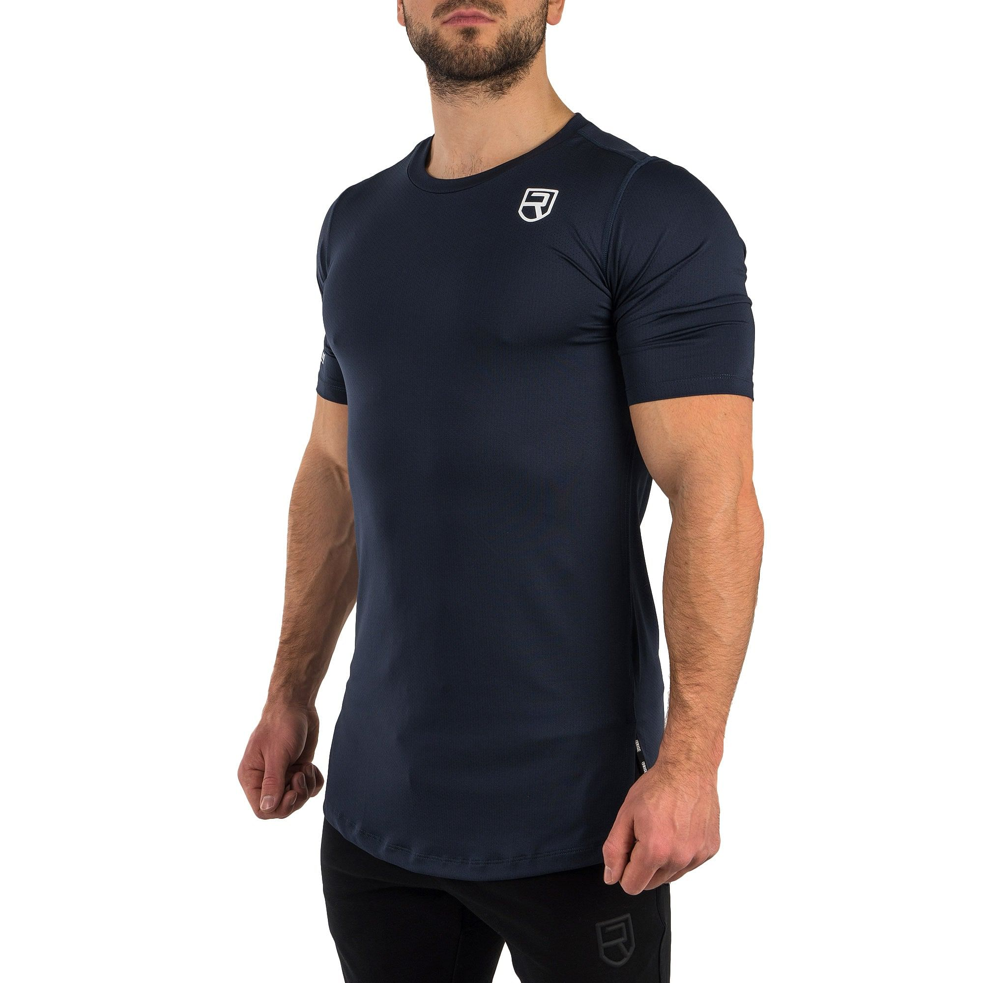 Level T-Shirt - Navy