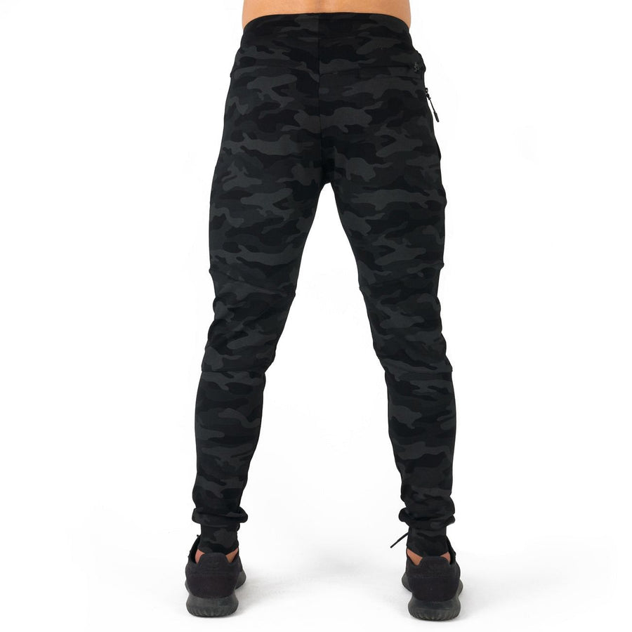 Peak Bottoms – Black Camo