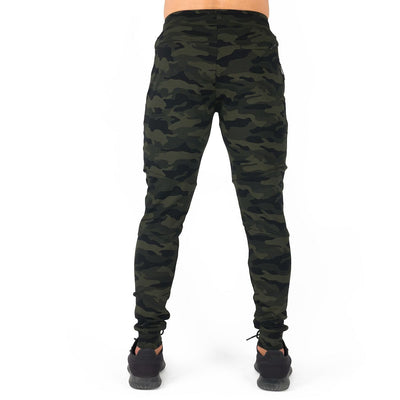 Peak Bottoms – Green Camo