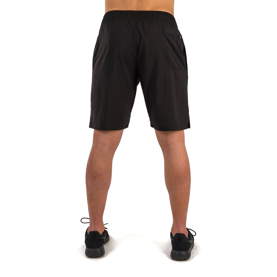 "Zenith Shorts 9"" – Black"