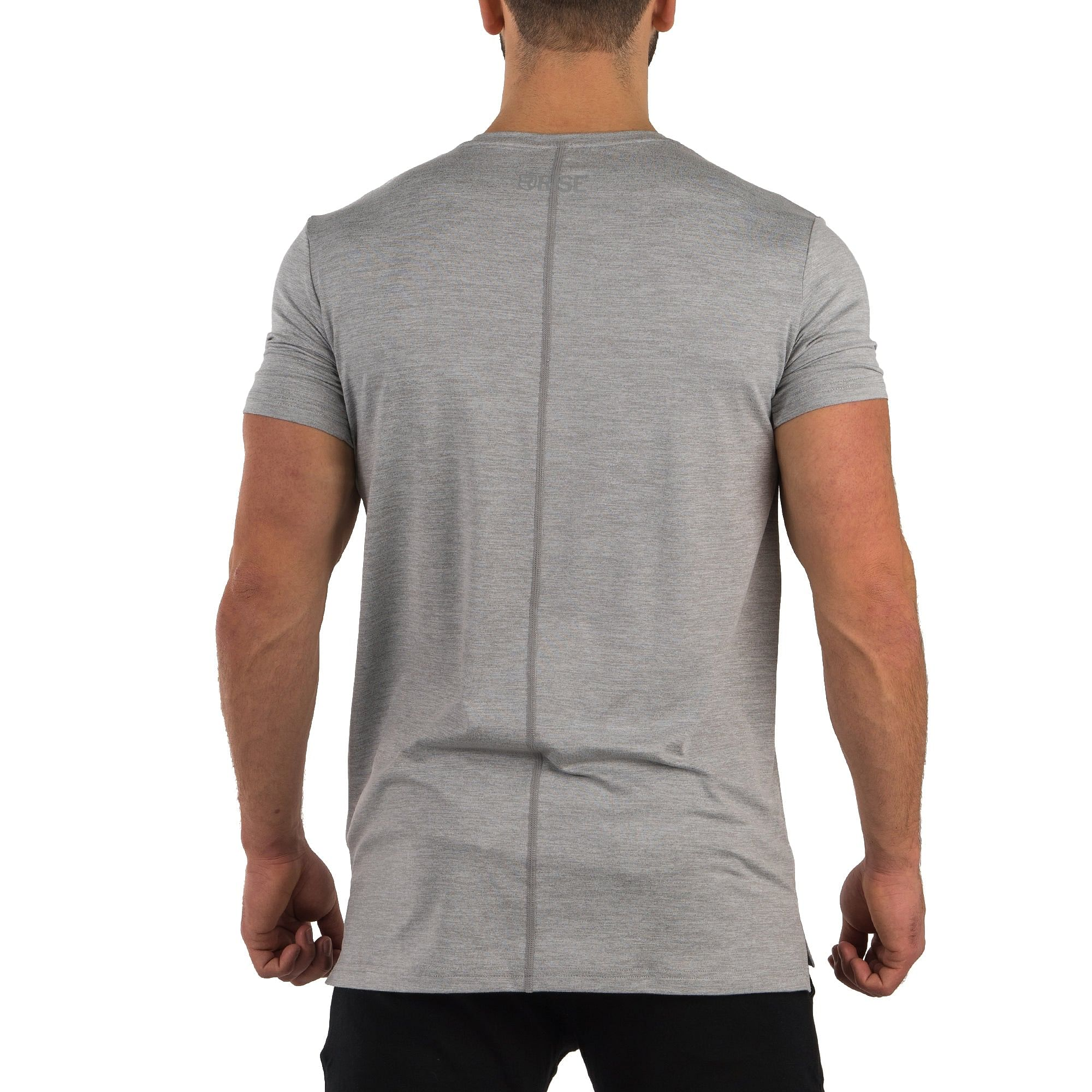 Softest T-Shirt – Grey Marl