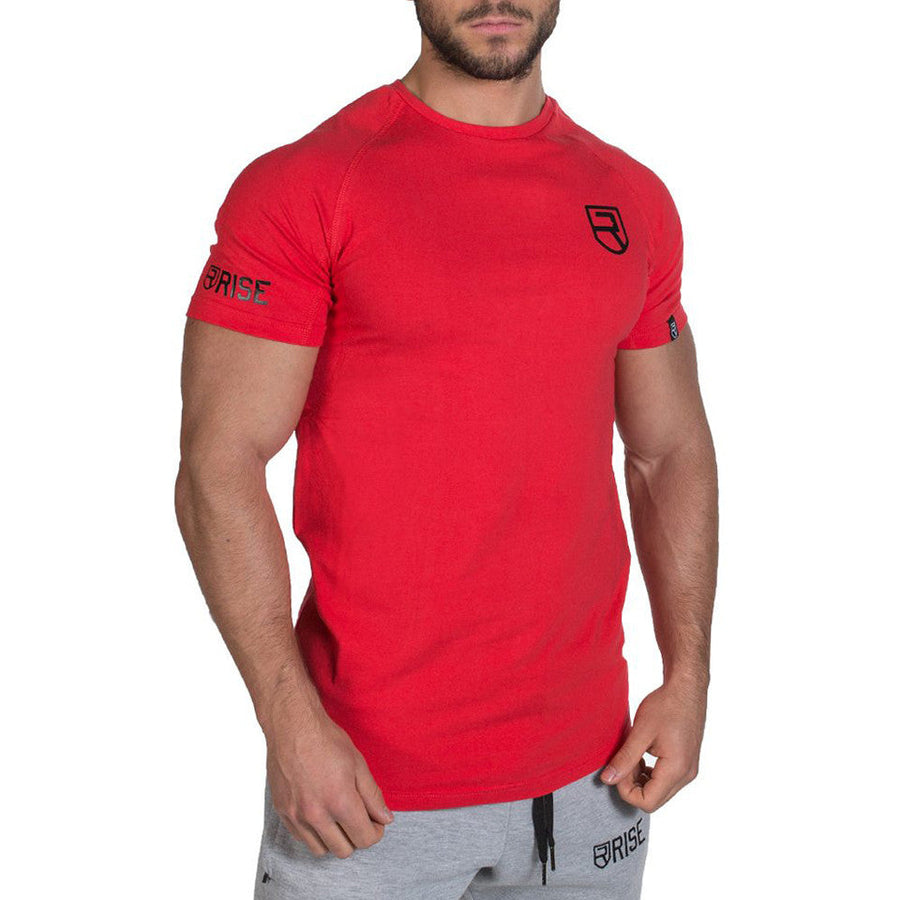 Performance Shirt – Red - Rise