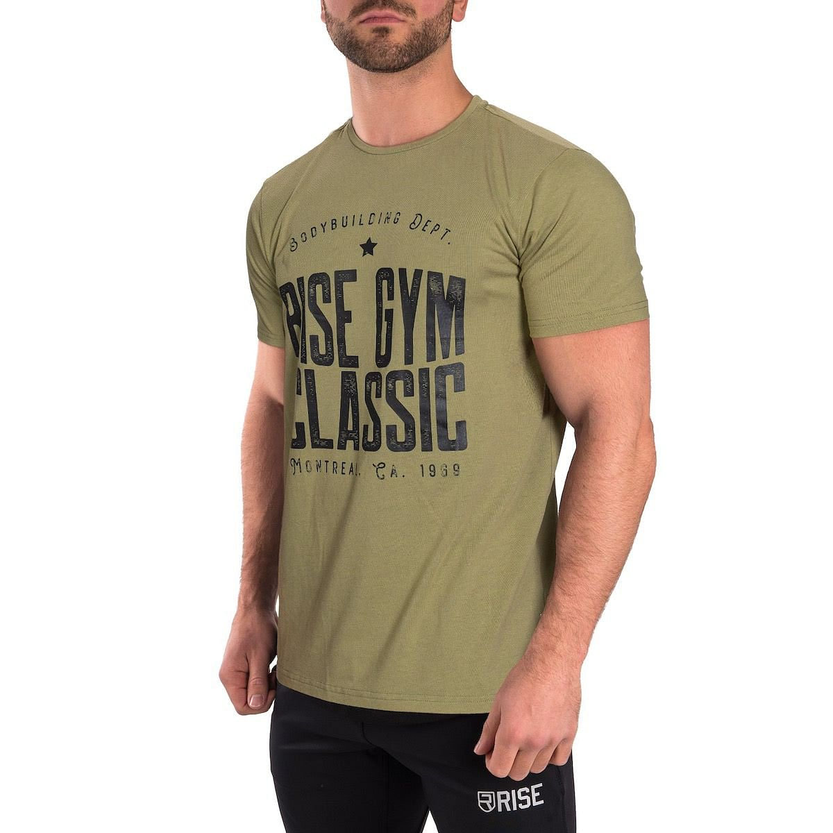 Gym Classic Shirt - Army Green