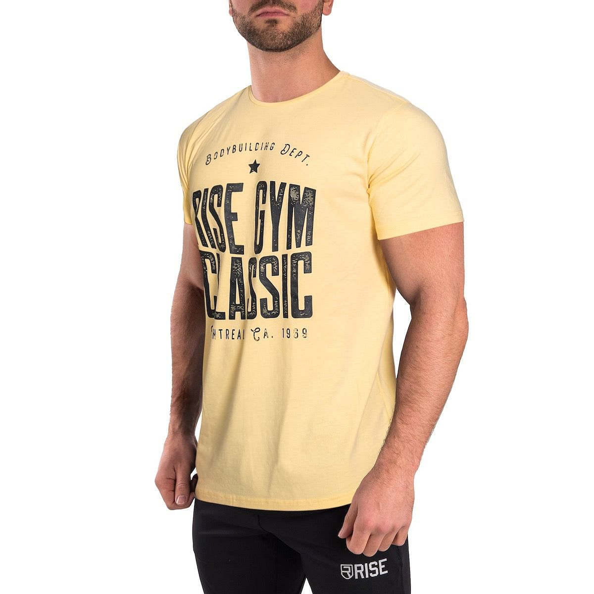 Gym Classic Shirt - Yellow