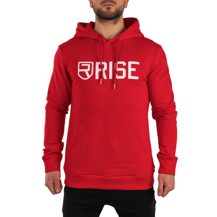 Signature Hoodie – Red