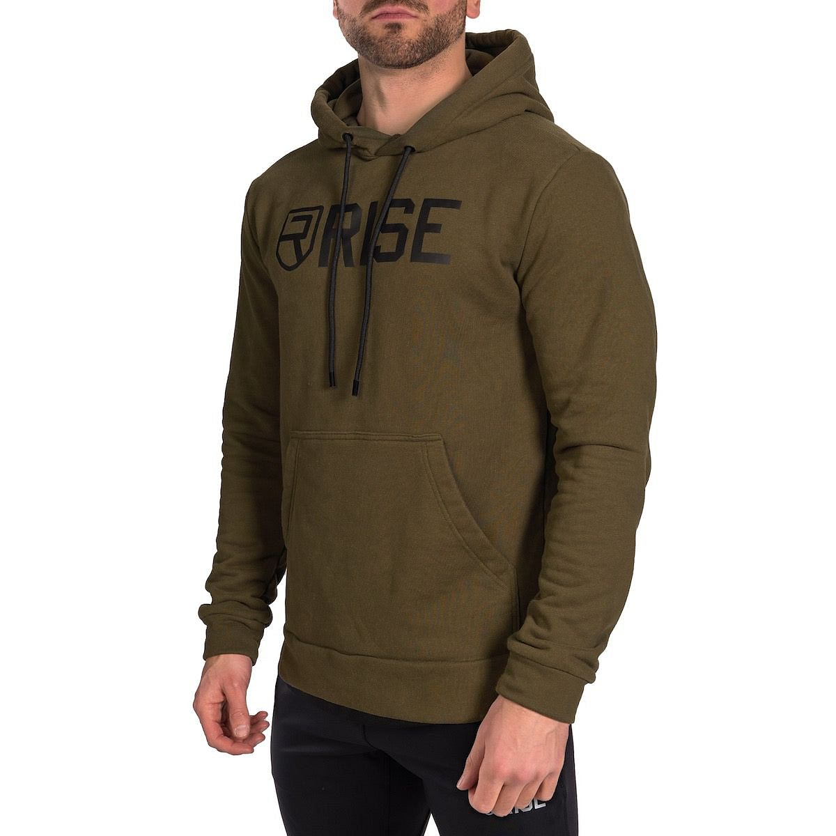 Signature Hoodie - Army Green